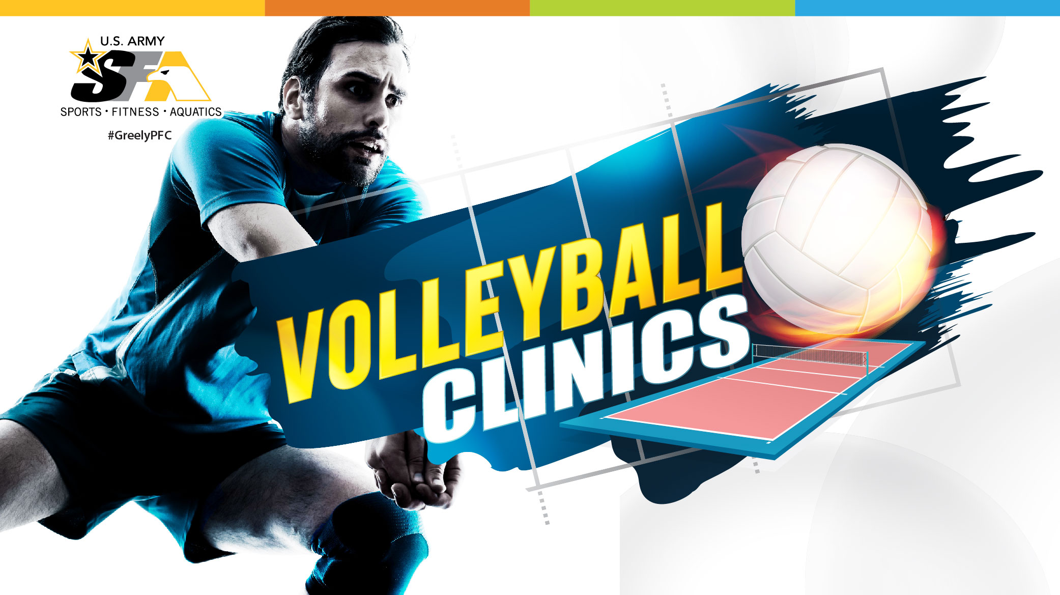 Volleyball Clinics