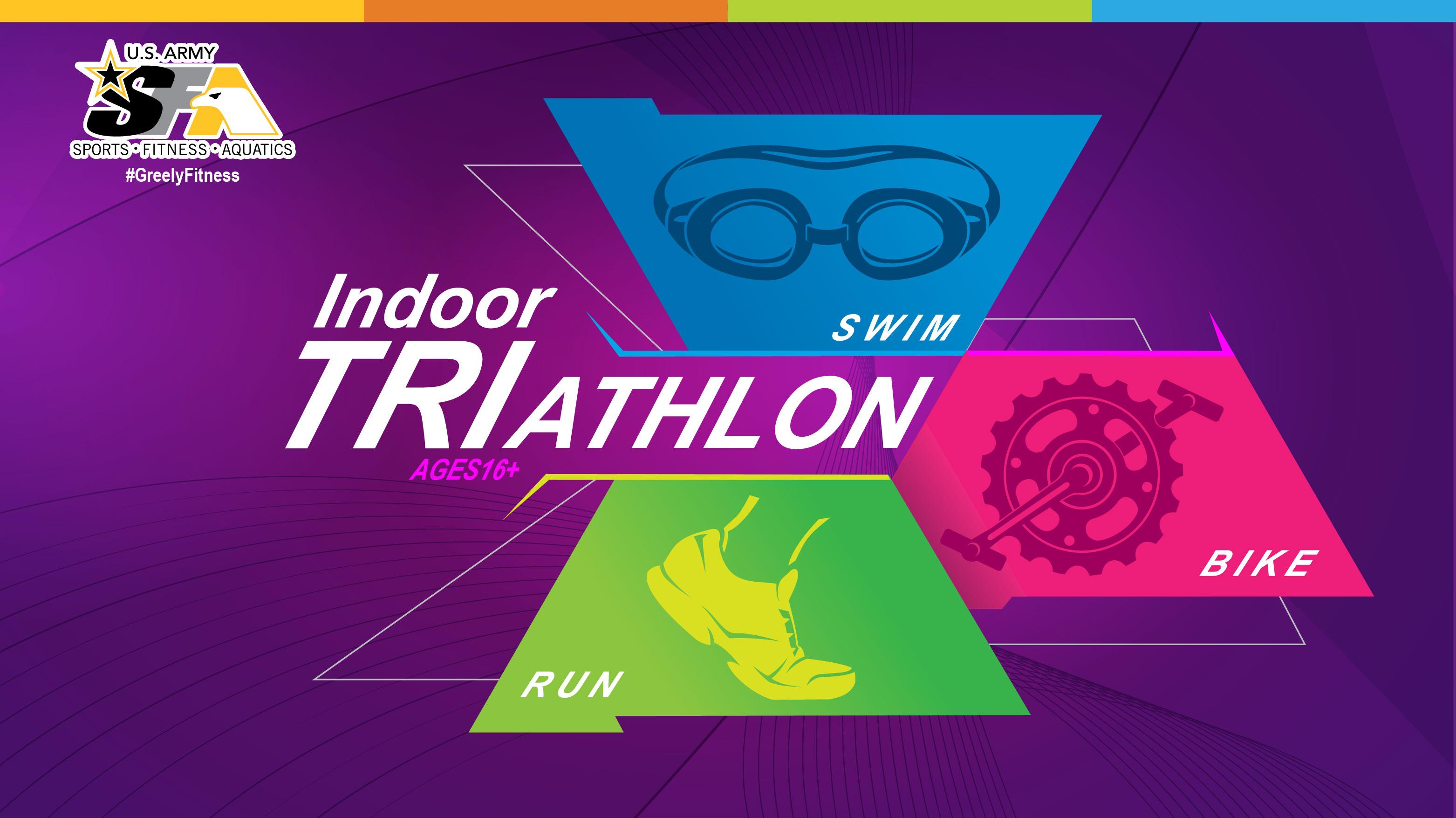 20/20/20 Indoor Triathlon