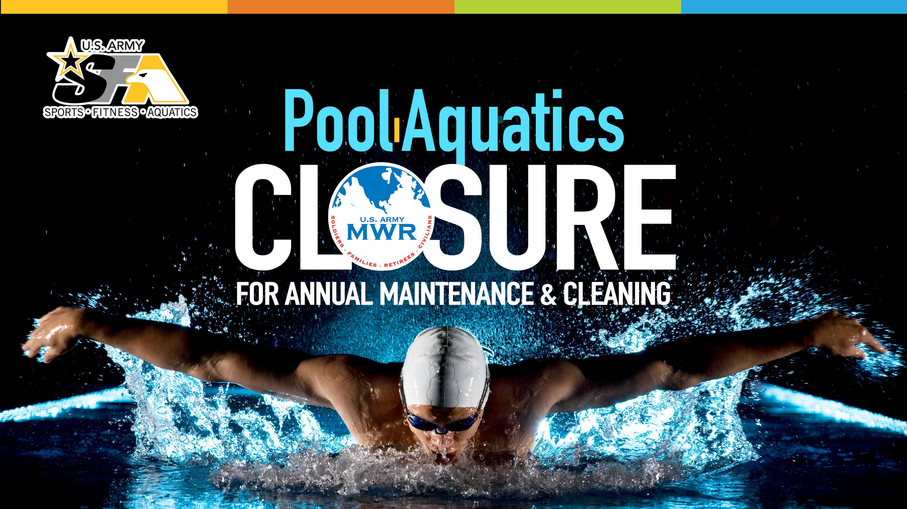 Pool Closure Notice