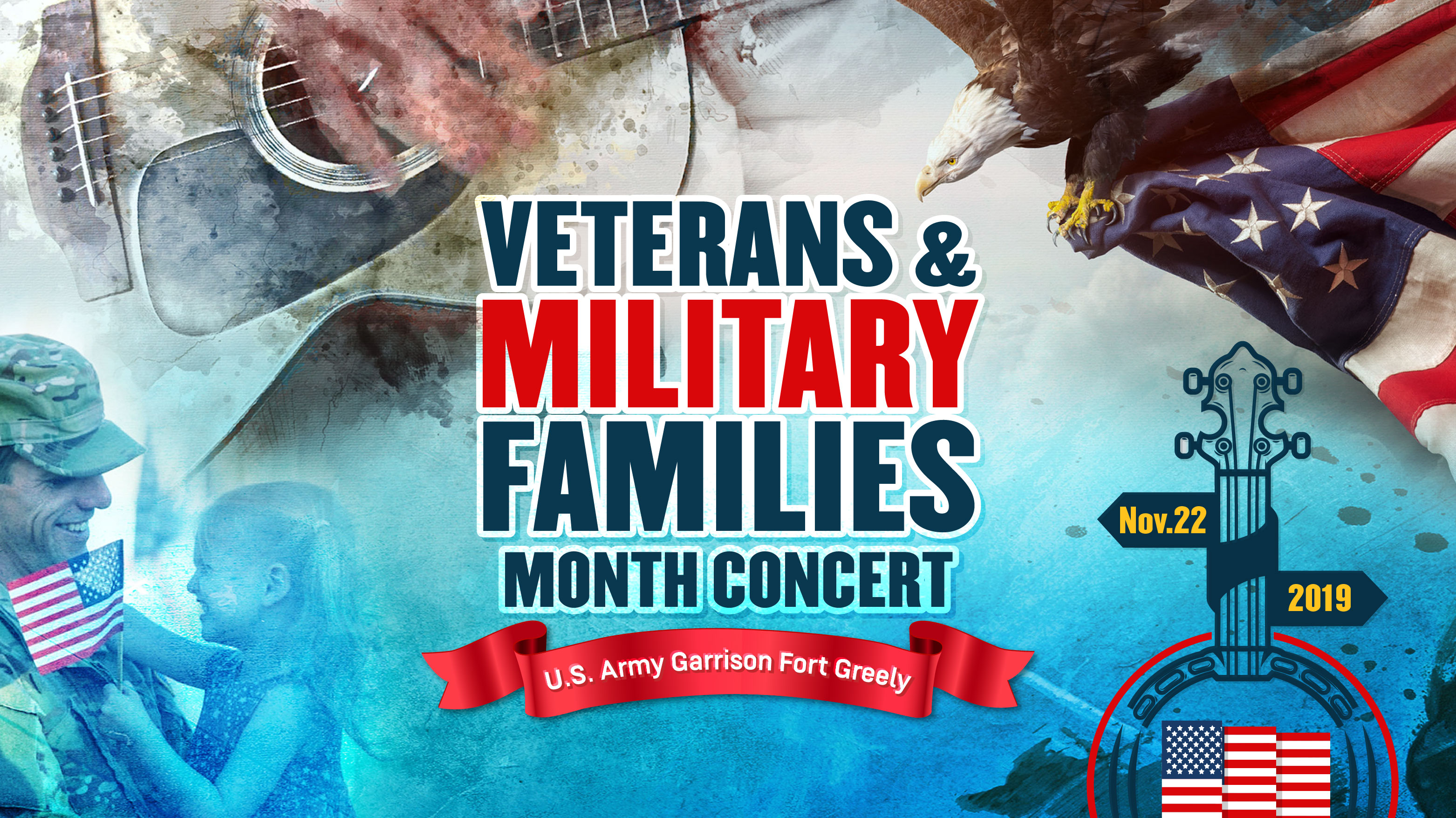 Veterans and Military Families Month Concert