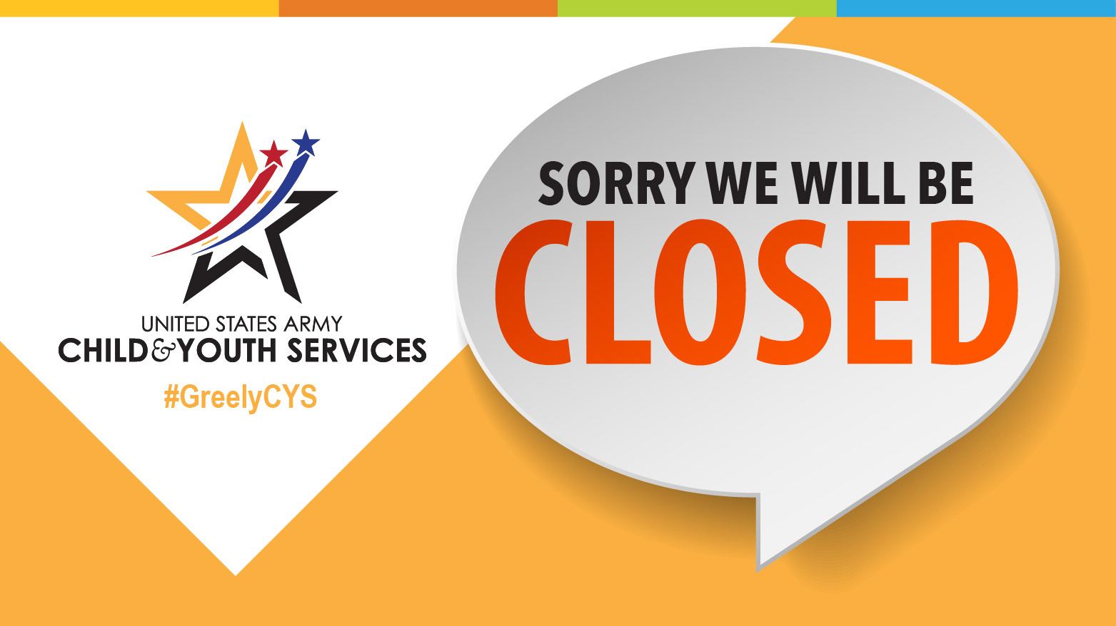 CYS Closure Notice
