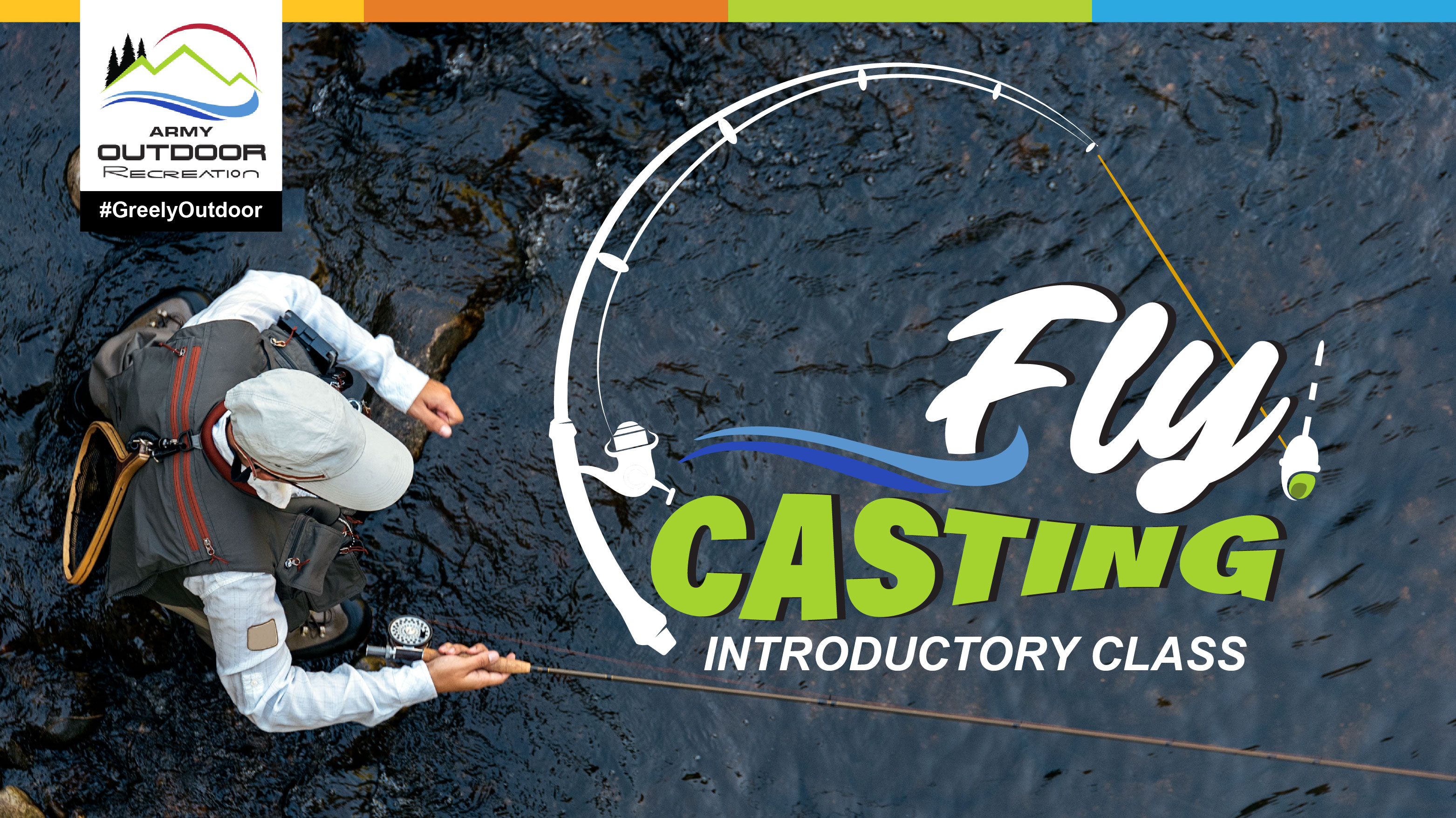 Fly-Casting Class