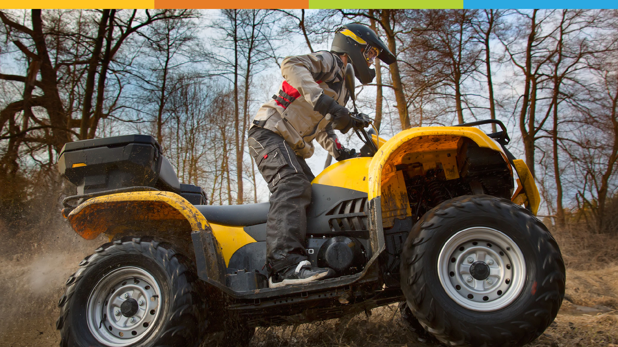 ATV-SxS Safety Rider Course