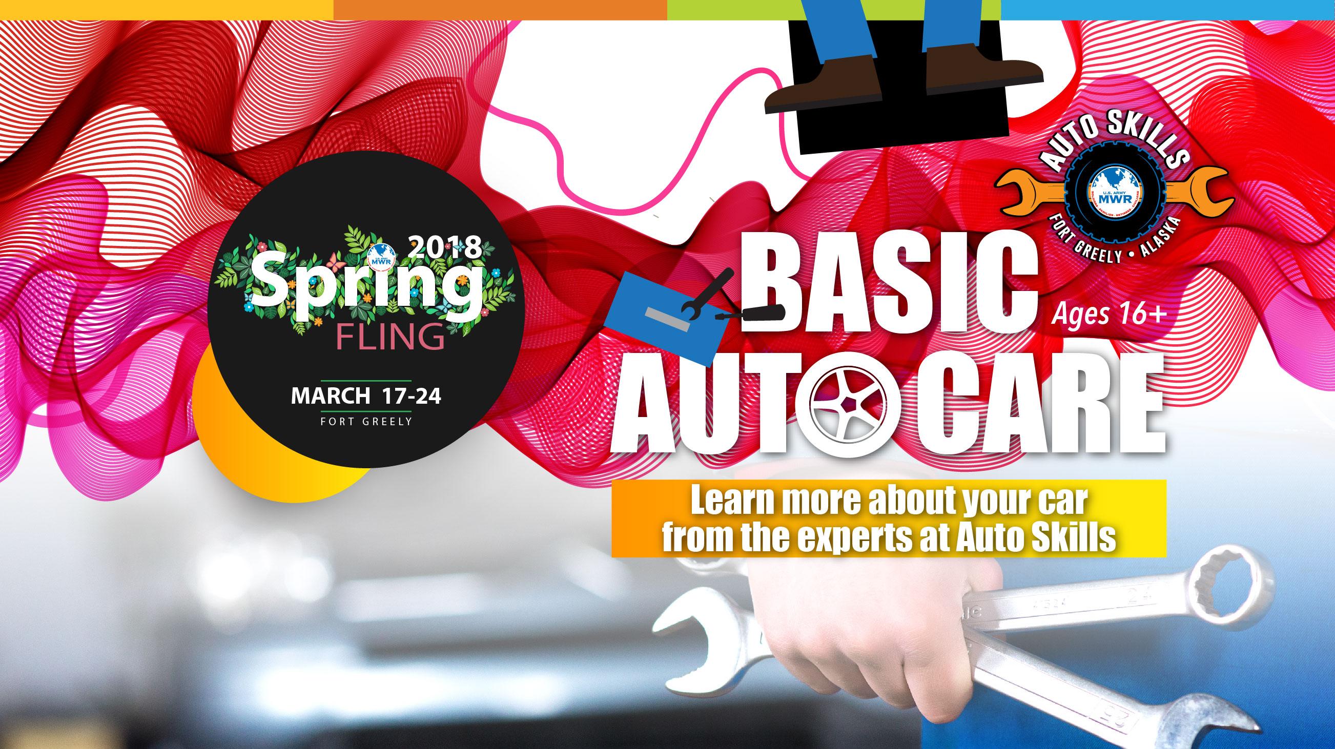 Basic Auto Care Class