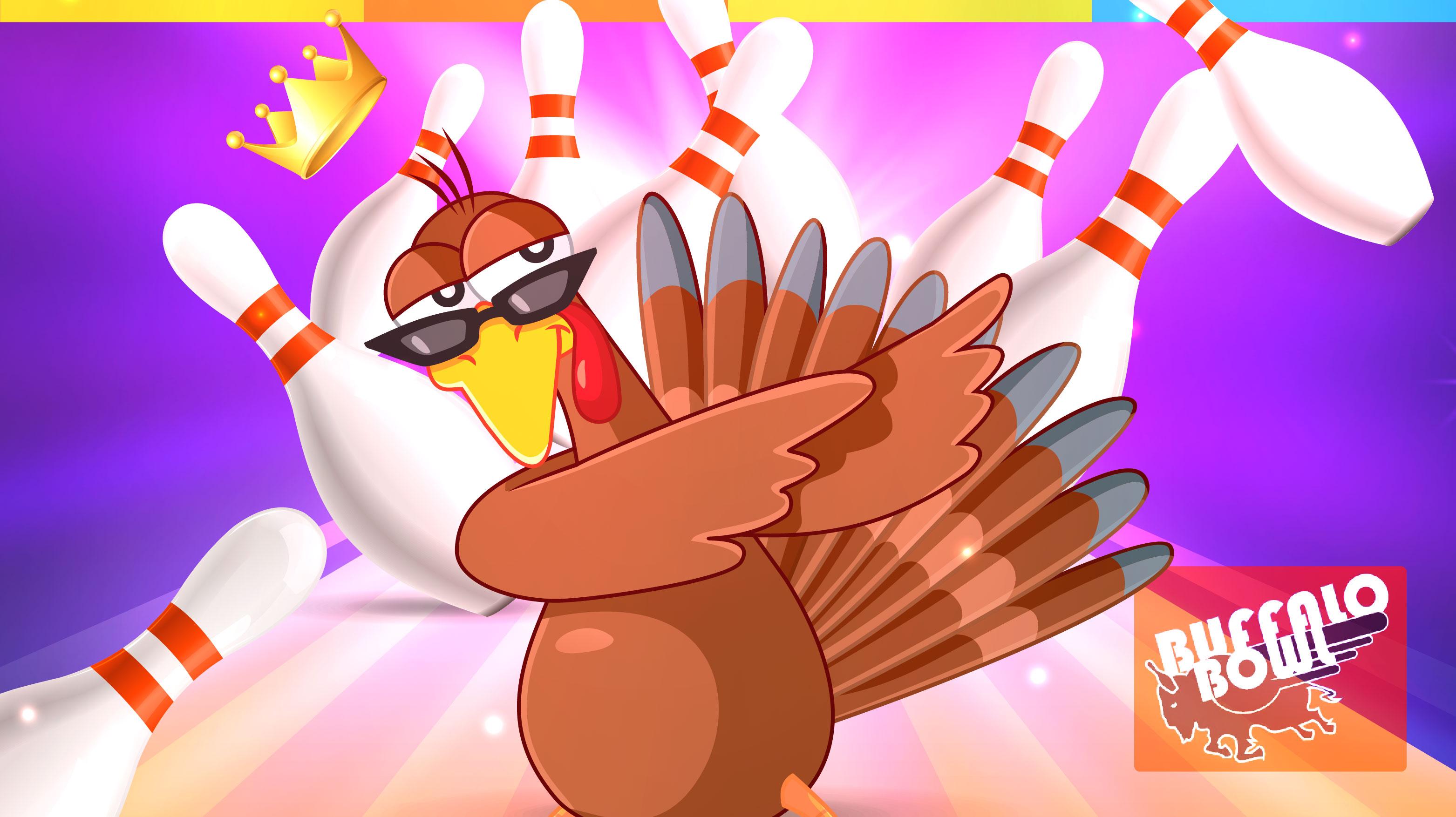 Family Turkey Bowling Tournament