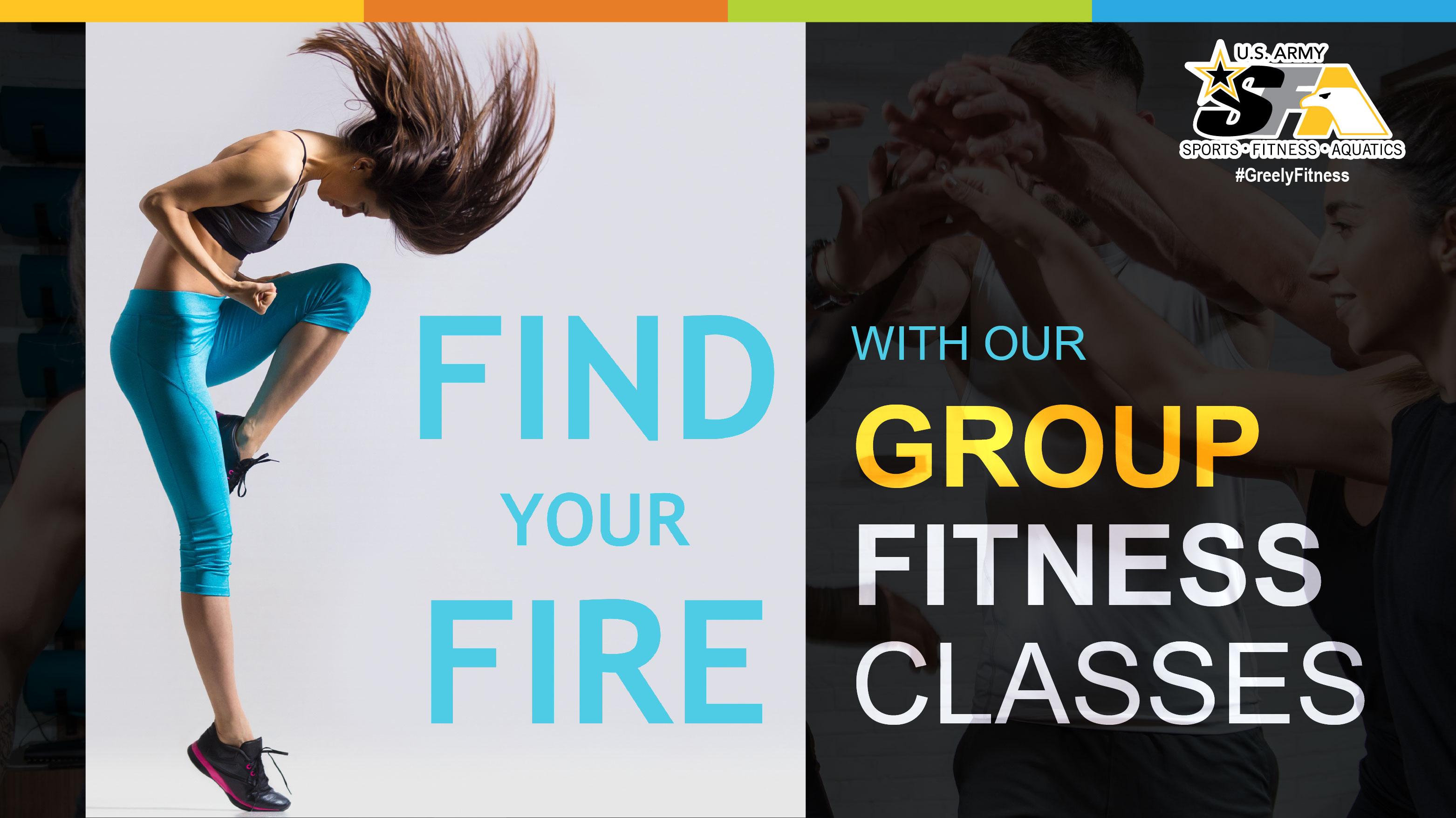 Group Fitness Classes - December