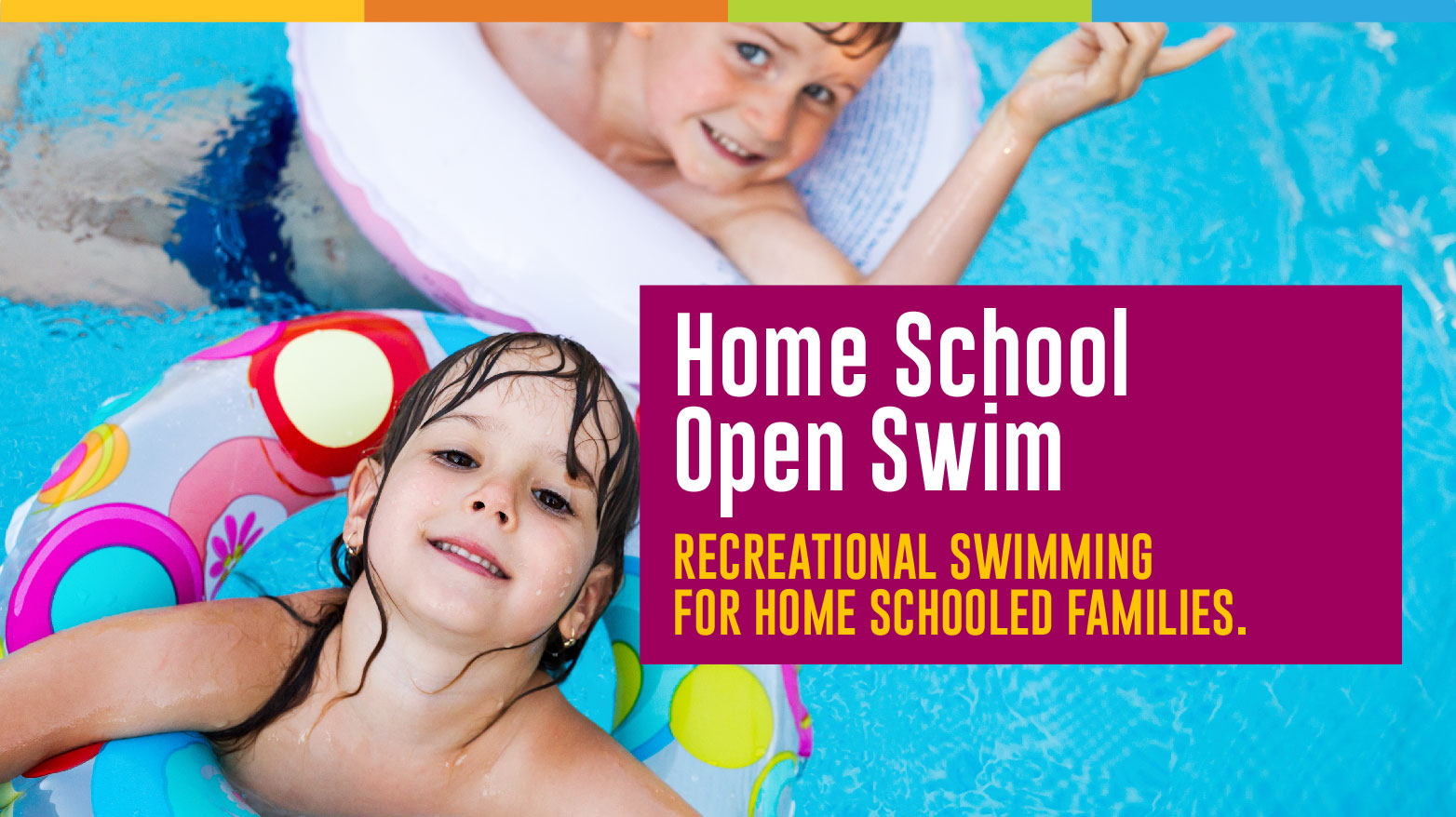 Home School Open Swim