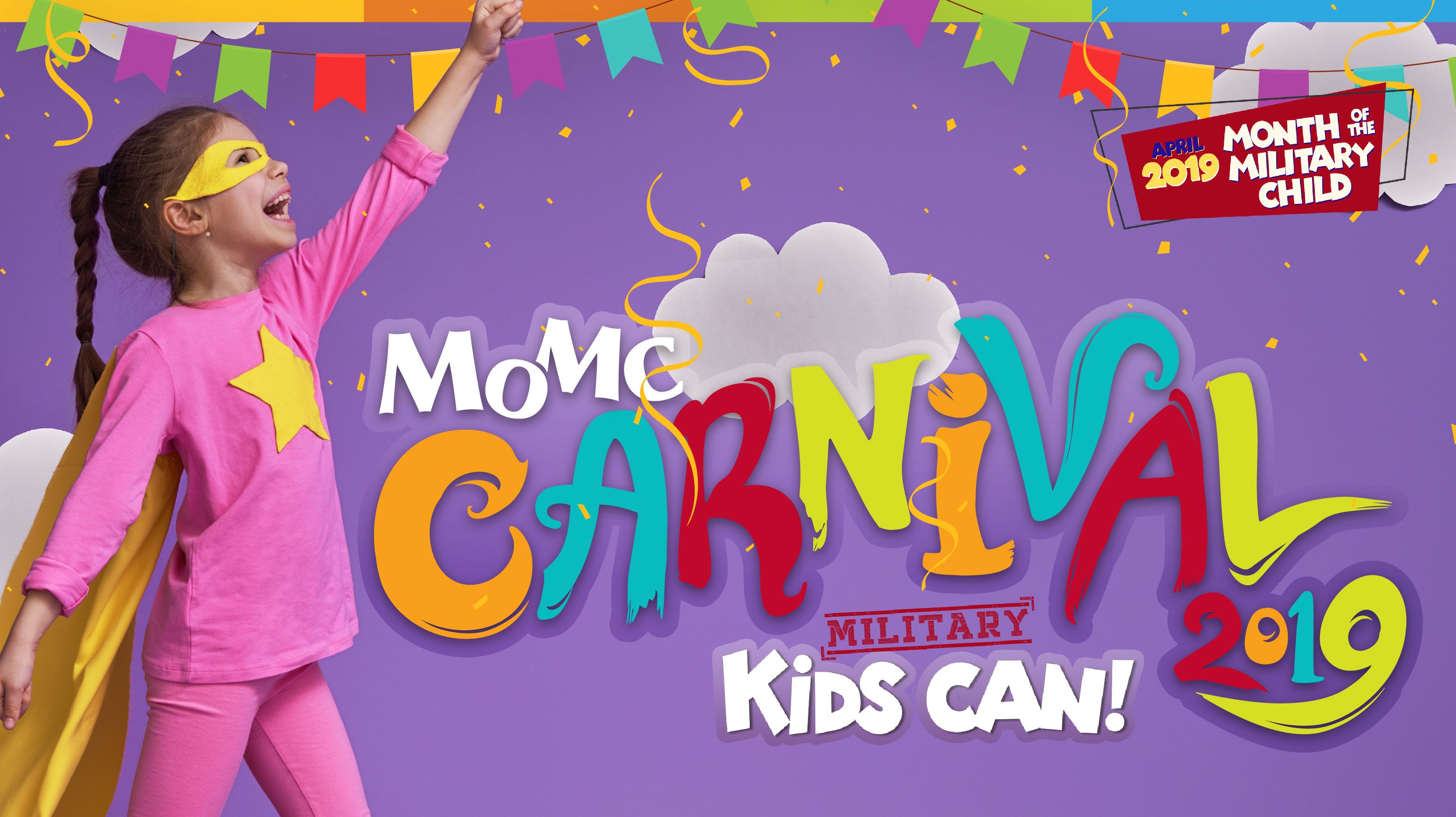 Month of the Military Child Carnival