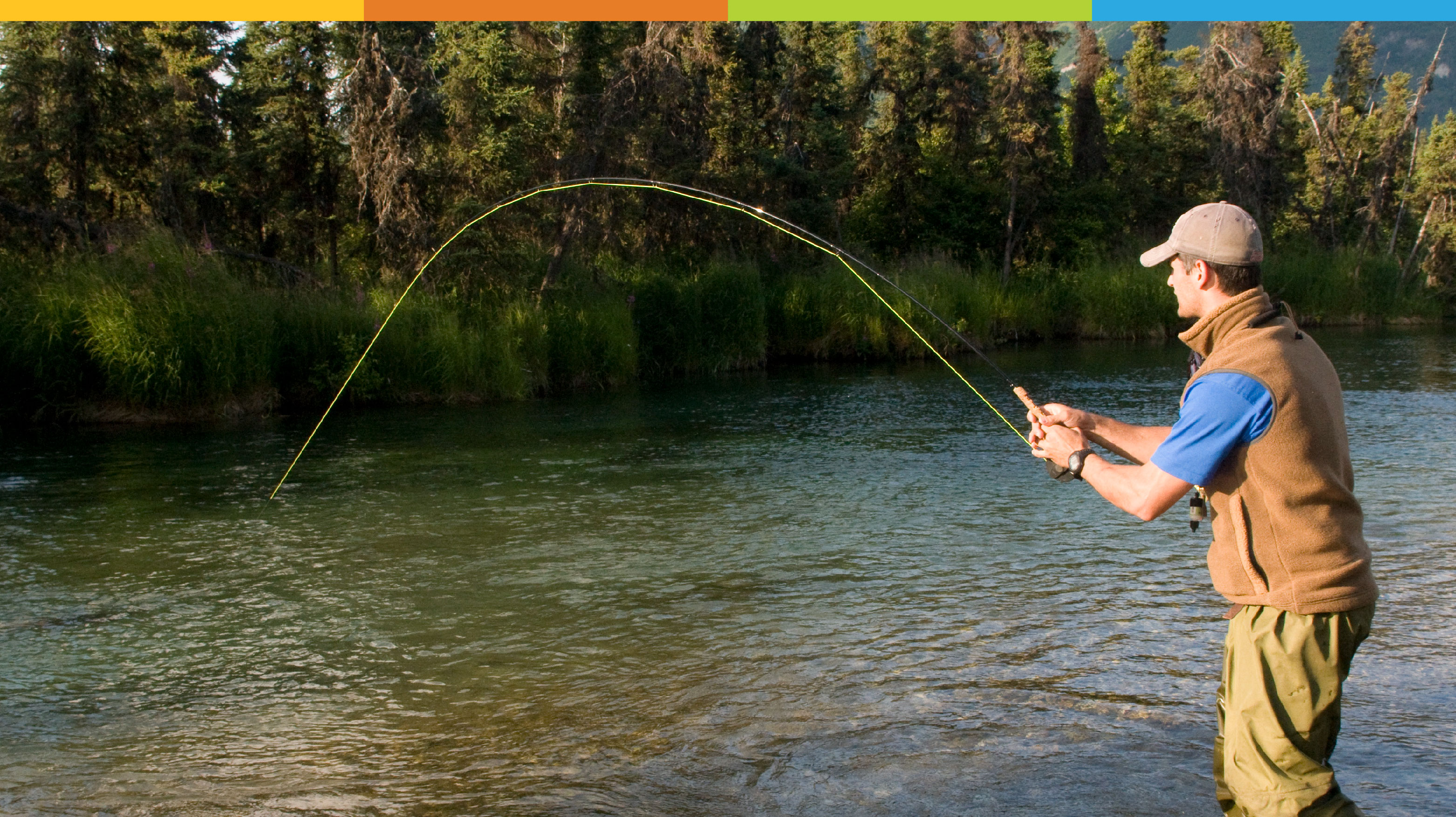 Clearwater River Fishing