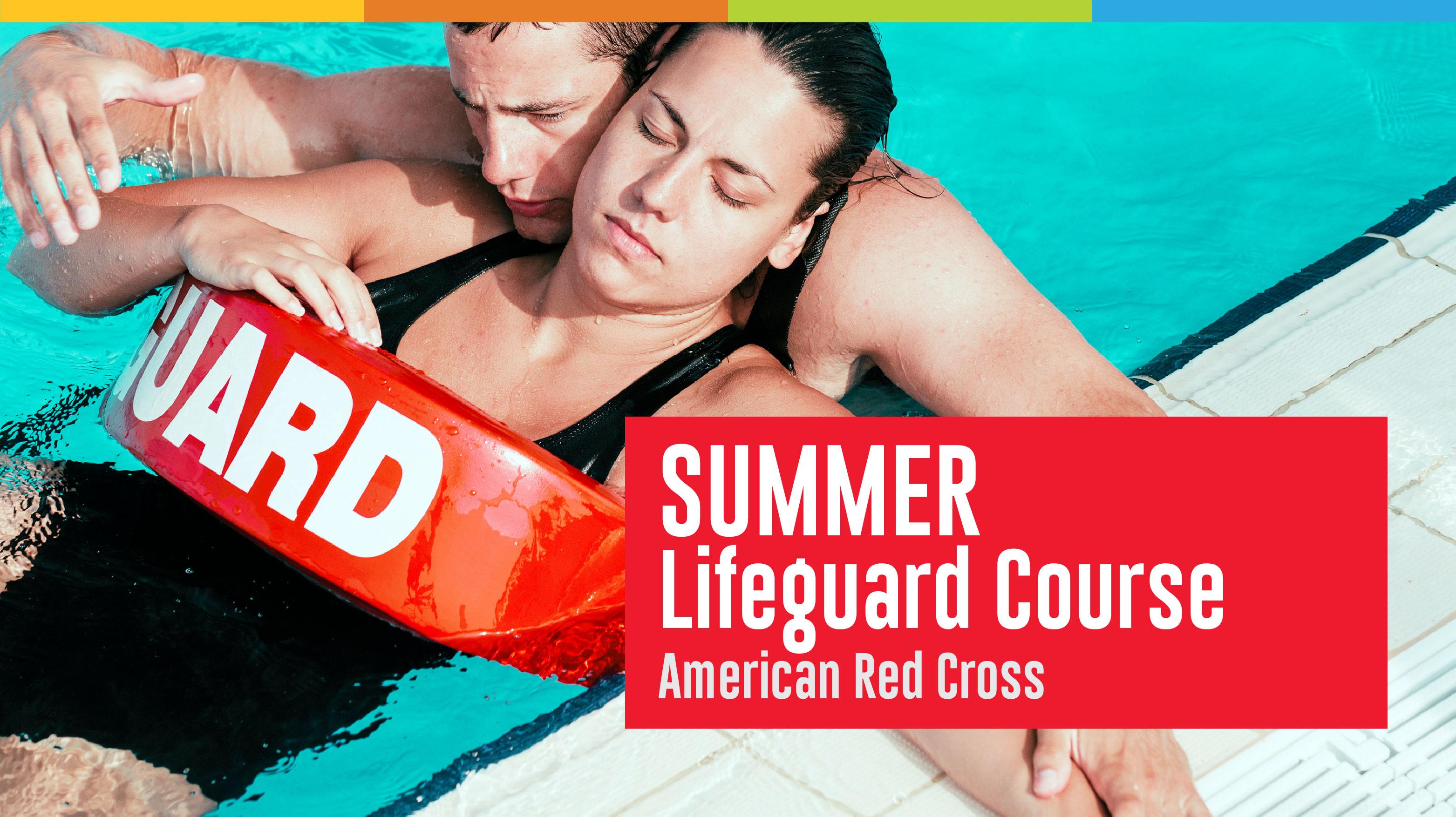 Summer Lifeguard Course Registration