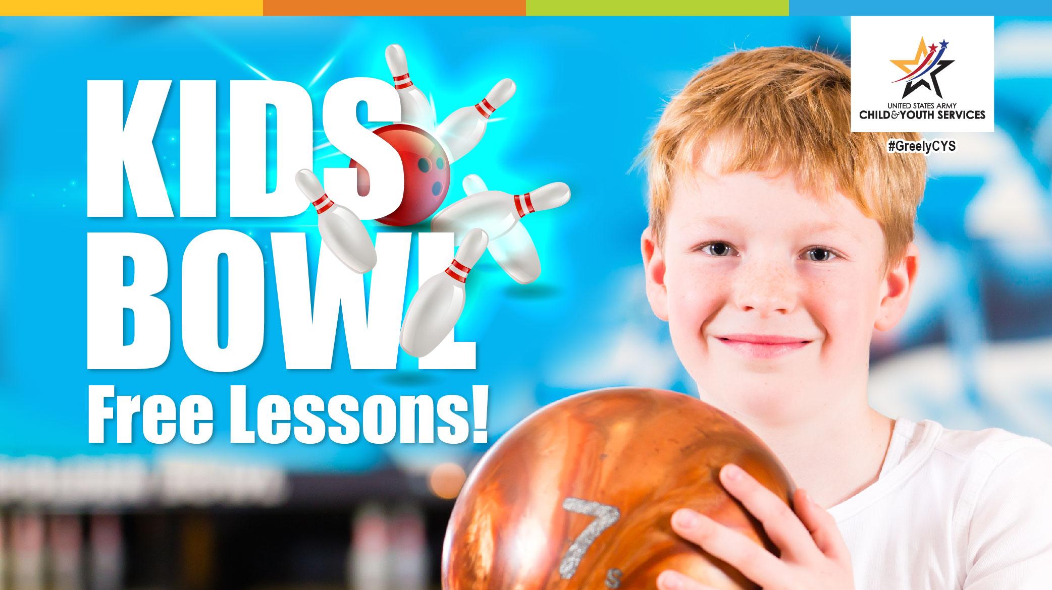 Kids Bowl Free Lessons
