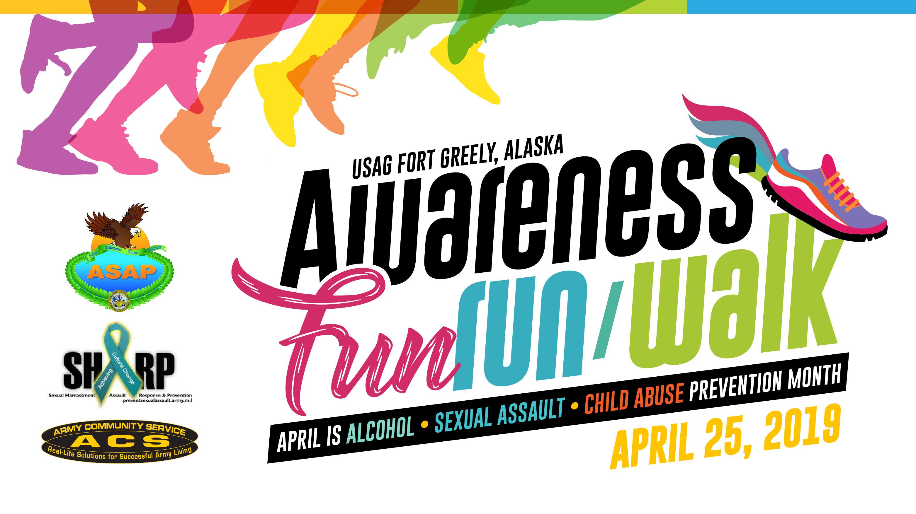 Awareness Fun Run/Walk