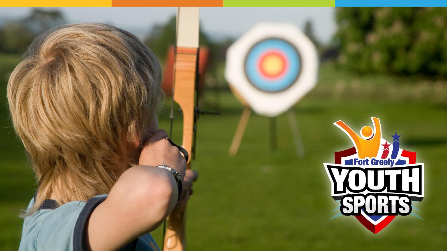 Youth Sports: Archery Registration