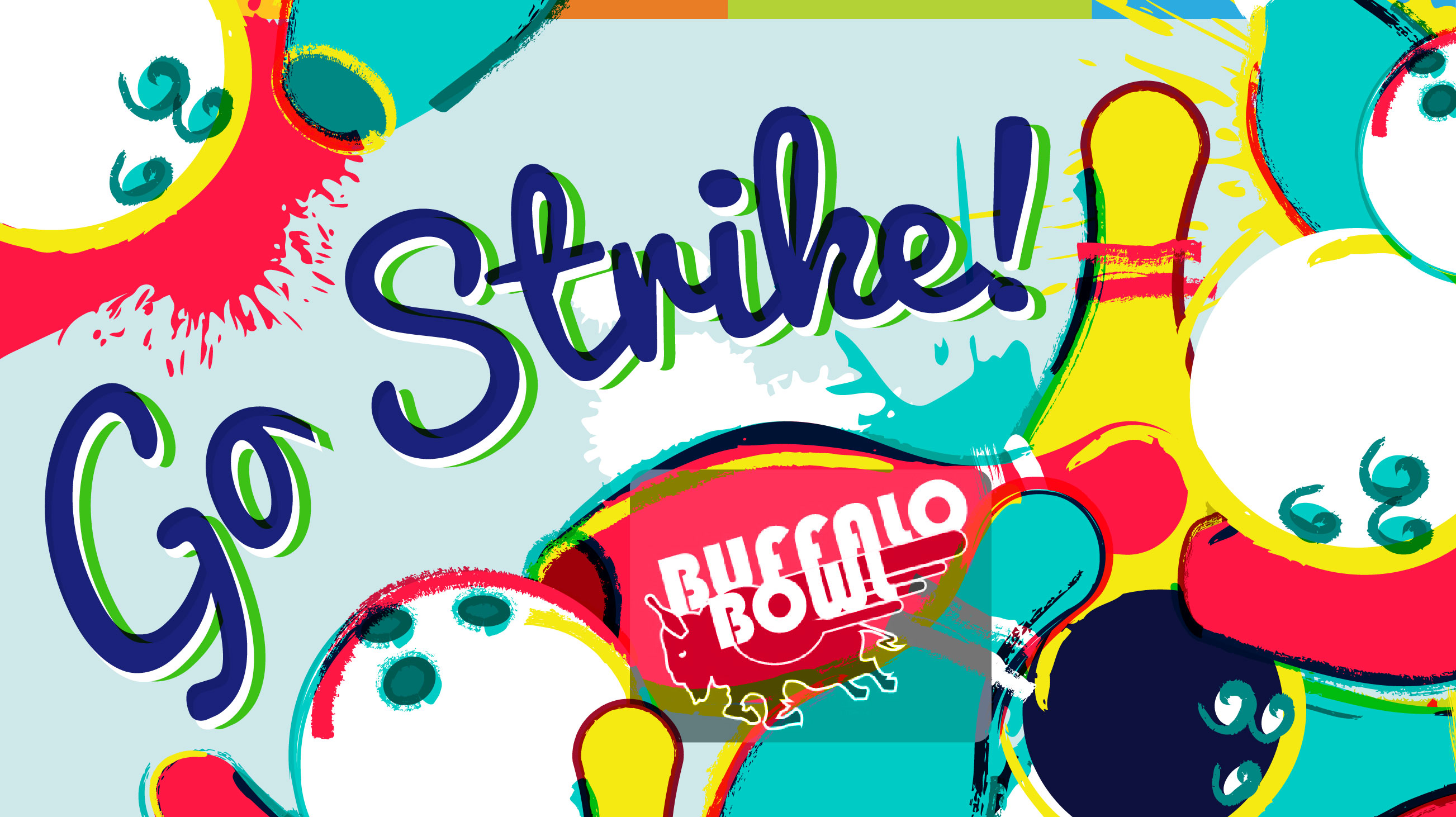 Go Strike! March Bowling Events
