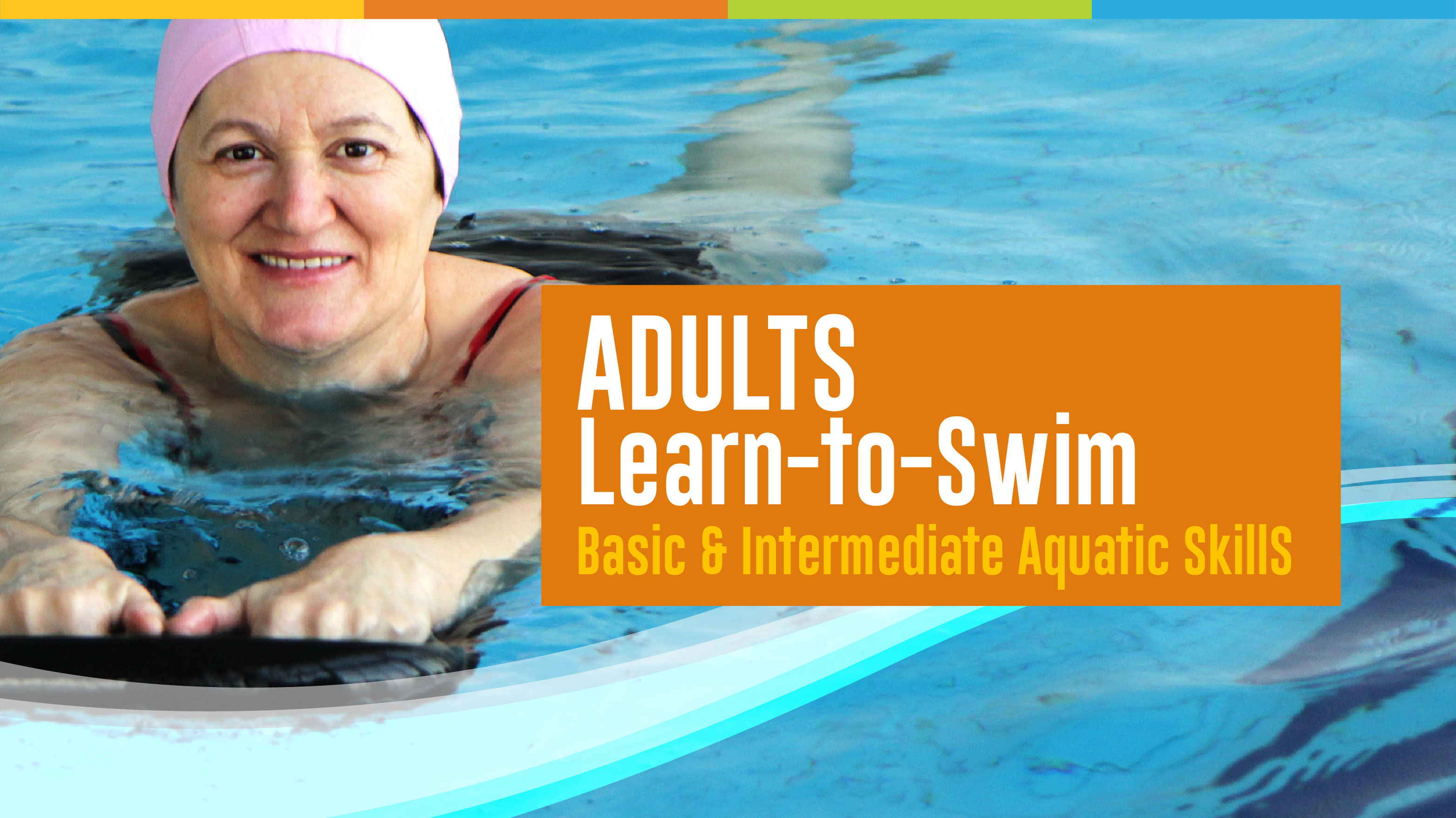Adult Learn-to-Swim
