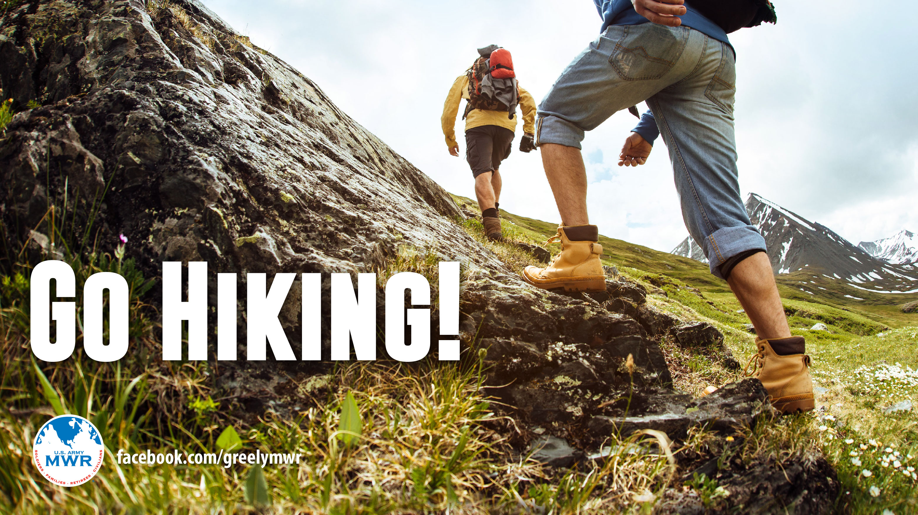 Go Hiking!