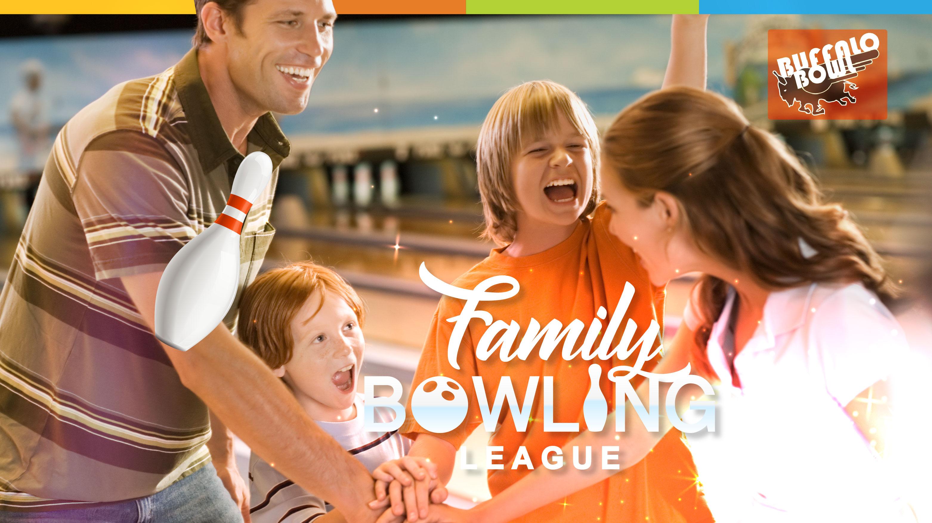 Family Bowling League