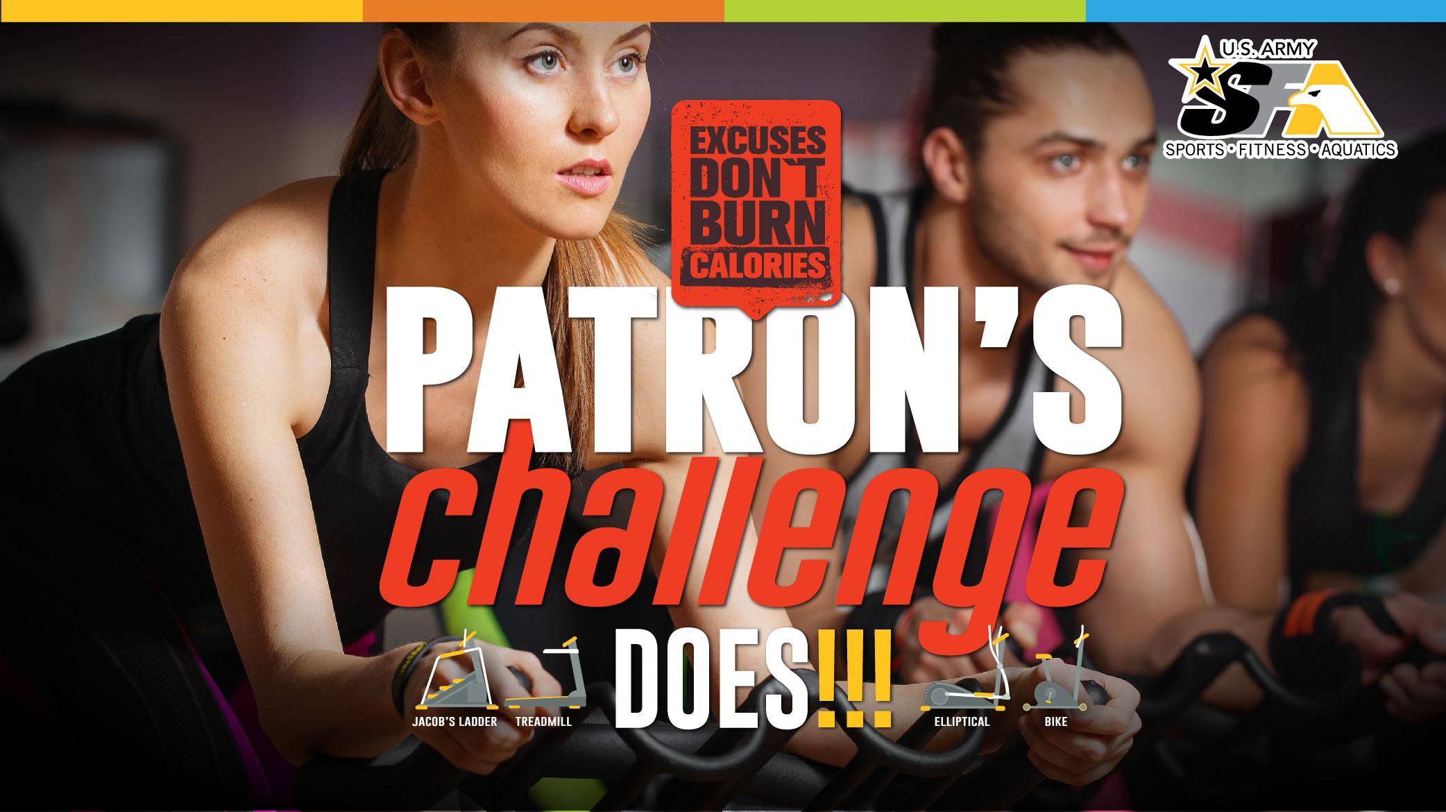 Patron's Challenge